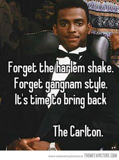 Did the Carlton ever really leave?!?!