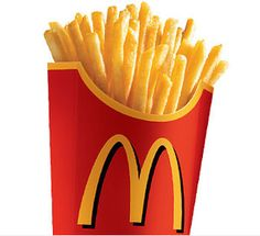 Celebrities and McDonald's Fries. Also discover the movies, TV shows, and events associated with McDonald's Fries. Slimming World Syn Values, Slimming World Syns, Slimming World Recipes, Free Mcdonalds, Mcdonalds Fries, Mc Donald Hamburger, Parmesan Baked Potatoes, Mcdonald French Fries, My Favorite Food