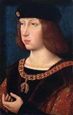 """(Felipe I de Habsburgo) Esposo de Juana I de España """"Juana la Loca"""""""