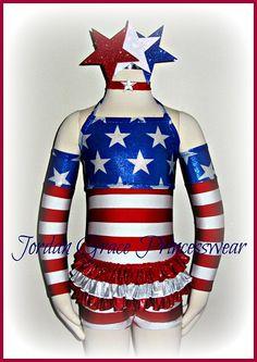 Pageant Wear 050-Jordan Grace Princesswear custom pageant wear