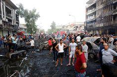 Dos atentados con bomba dejan más de 130 muertos en Irak | El Puntero