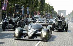 Bentley Speed 8, Paris 2003 (unattributed)...