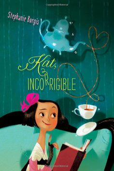 Well, I haven't read it but the cover is fun. Kat, Incorrigible: Stephanie Burgis: 9781416994480: Amazon.com: Books