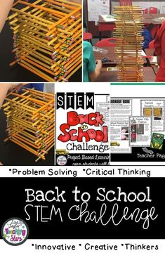 Back to School STEM