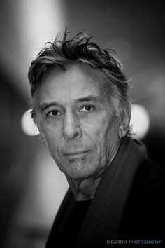 John Cale (1942) -  Welsh musician, composer, singer-songwriter and record producer who was a founding member of the experimental rock band the Velvet Underground. Photo © Earthy Photography