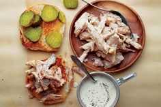 Alabama-Style Chicken Sandwiches with White Sauce | SAVEUR
