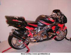 Sweet 1996 CBR 900 RR Fireblade