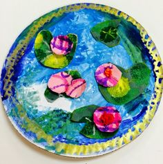 Monet was the father of Impressionist painting. Check out our Art appreciation series - 10 Claude Monet Art Projects for Kids - impressionism, lily pond etc