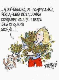 Blog à porter - Il Magazine di Monica Bruna: 8 MARZO: FESTA (?) DELLE DONNE