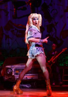 Give Us Some Sugar! Darren Criss Will Lead National Tour of Tony-Winning Hedwig and the Angry Inch | Broadway Buzz | Broadway.com