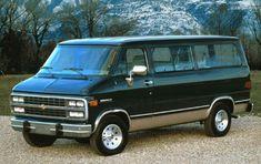 1994 Chevrolet Sportvan 2 Dr G30 Beauville Sportvan Extended