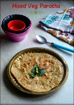 Stuffed Mixed Vegetable Paratha http://www.upala.net/2016/10/stuffed-mixed-vegetable-paratha.html