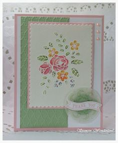 So Very Grateful (Stampin' Up!)~