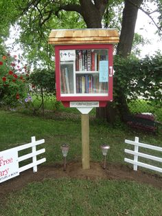 Steward Ron Smith started a Little Free Library for about $60 and shares his favorite resources, how he keeps people interested and why he started geocacheing.