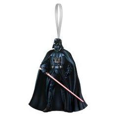 Darth Vader Christmas Tree Ornament