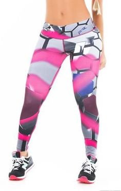 These beautiful printed compression leggings that are sure to become your go-to workout pants. The luxe fabric moves & stretches with you while the think flat waistband keeps your belly flat and comfo - clothing, travel, boho, pink, mens, cheap clothes *ad