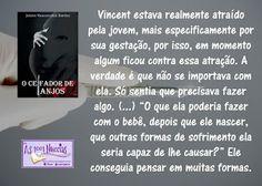 As 1001 Nuccias: Resenha [livro] - O ceifador de anjos, de Juliete V. Simões