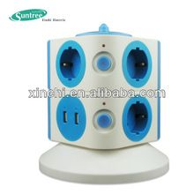 Industrial plug and socket, Industrial plug and socket direct from Zhejiang Xinchi Electric Co., Ltd. in China (Mainland)