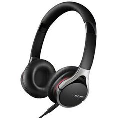 Buy Sony MDR-10RC On-Ear Headphones - Black at Argos.co.uk - Your Online Shop for Limited stock Technology, iPod and personal audio, Headphones and earphones.