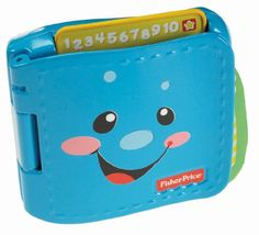 Fisher-Price Laugh & Learn Learning Wallet Fisher-Price https://www.amazon.com/dp/B0091P8LCY/ref=cm_sw_r_pi_dp_BqeBxbY5XJHE5