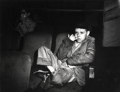 Inside a New York cinema, 1943