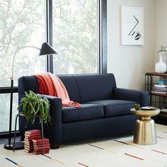 kleine moderne sofas überwurf stehlampe