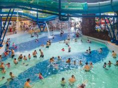 Water World the UK's No.1 Indoor Tropical Aqua Park