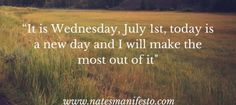 make each day significant