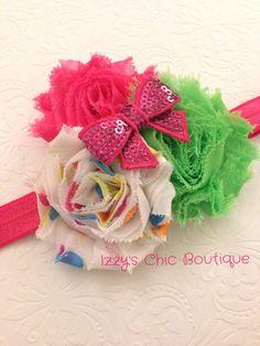 Polka dot Accessory, Baby headband; children headband; flower headband; hair accessories; birthday party; girl accessory; girl headband; bow on Etsy, $9.75