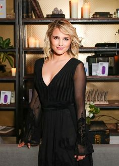 Dianna Agron, aka Quinn Fabray from Glee, has aspirational skin. I saw her porcelain and poreless perfection up close when I interviewed her at an event celebrating Dr. Jart's new Dermask collection.