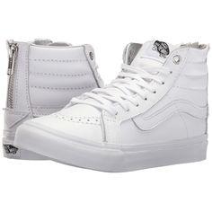 f8c6c0a8f9 Vans SK8-Hi Slim Zip ((Hologram) True White True White)