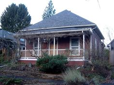 small hip roof house with porch - Google Search | #1 Interior Design on