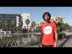 En el Paseo de la Fama de Málaga: Paseo