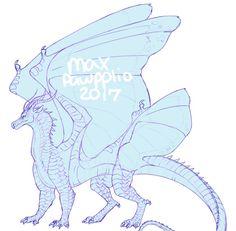 dats da new dragons in da new wings of fire book, book 11... OMGOMGOMG #wofstuff