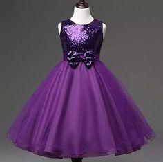vestidos elegantes para fiestas de niñas