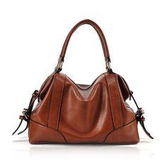 Sac à bandoulière en cuir PU Femmes Sacs à main Automne Grandes Marques Femmes Saffiano noir Sac Sac Femmes occasionnels brun clair 32cm NYl6SMD