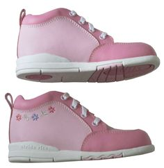 Stride Rite Manda Patent Leather Tie Shoes 8M New #StrideRite #Manda