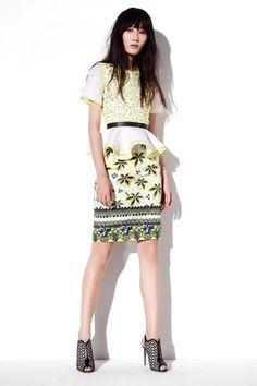 Prabal Gurung Resort 2013 - Review - Fashion Week - Runway, Fashion Shows and Collections - Vogue