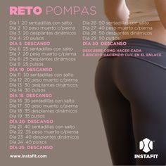 Buttblaster - Rutina de ejercicio para glúteos | InstaFit