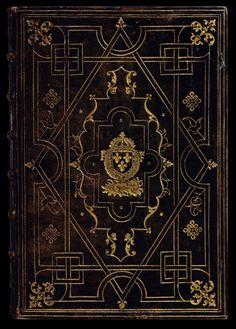 Parisian binding c. 1543 by the Aristophanes Binder.  cyclopaedia.org