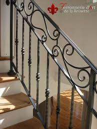 """Résultat de recherche d'images pour """"rambarde fer forge escalier"""""""
