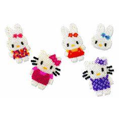 Bügelperlen Hello Kitty von SES