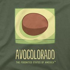 I Created An Illustration Series Of Food Puns Using The United States