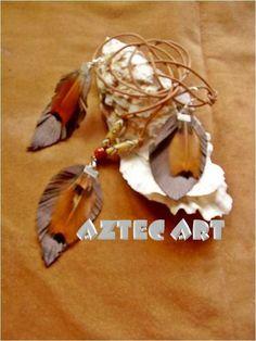 """Ohrhänger-Set """"FASAN"""" von Aztec Art - Kunst und Kunsthandwerk auf DaWanda.com"""