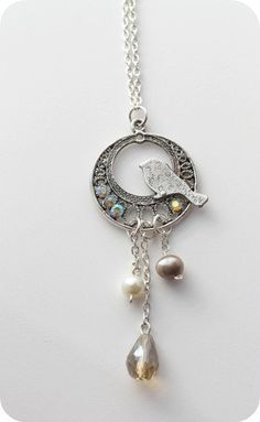 Bird in a Nest by almacastro on Etsy, $27.00