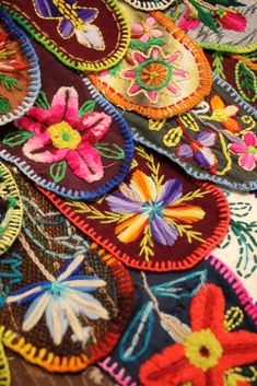 One of our favorite pieces of the Ilene Danchig archives: details of a Turkish, calf-length, hand-embroidered vest from the 1920s – likely a stage costume.