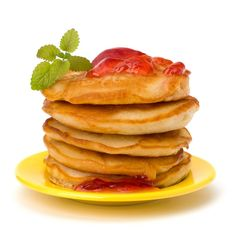 Breakfast Recipe: The Fluffiest Pancakes Ever