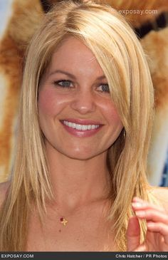Candace Cameron Bure - beautiful color & hairstyle!
