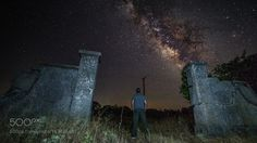 The Intruder  Camera: ILCE-6000 Lens: ---- Shutter Speed: 20sec ISO/Film: 2000  Image credit: http://ift.tt/2a5hTMr Visit http://ift.tt/1qPHad3 and read how to see the #MilkyWay  #Galaxy #Stars #Nightscape #Astrophotography