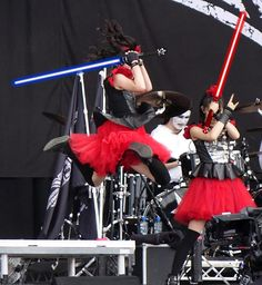 BABYMETAL - The Force is Strong with these Ones.